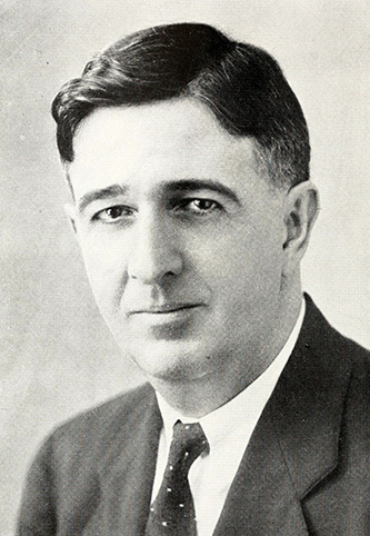 A photograph of Dr. Wingate M. Johnson published in 1963. Image from the Internet Archive.