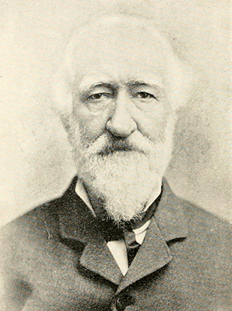 Photograph of Cadwallader Jones. Image from Archive.org.