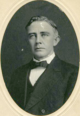 Photograph of James Yadkin Joyner. Image from the North Carolina Museum of History.