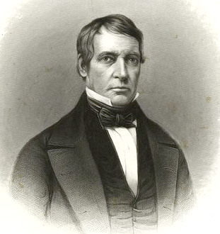 An engraving of William Rufus Devane King published in 1852. Image from the New York Public Library Digital Gallery.