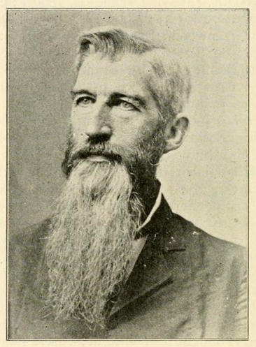 Portrait of Samuel Lander, in Watson B. Duncan's <i>Twentieth Century Sketches of the South Carolina Conference, M.E. Church, South,<i> p. 194, published 1901 by the State Company, Columbia, South Carolina.  Presented on Archive.org.