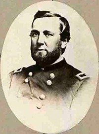 A photograph of Milton Smith Littlefield. Image from the United States Army Heritage and Education Center.