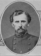Image of Colonel William MacRae, from Histories of several and battalions from North Carolina in the Great War 1861-'65,  [p.732], published 1901 by Raleigh, E. M. Uzzell printer. Presented on Hathitrust Digital Library.