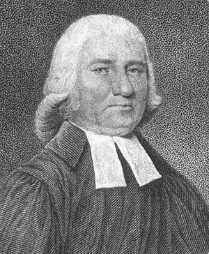 An engraving of Rev. Alexander MacWhorter published in 1807. Image from Davidson College.