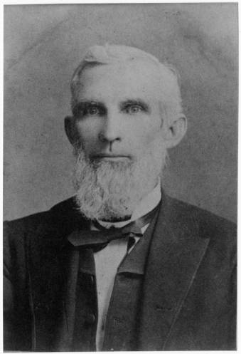 Adolphus Williamson Mangum. Image courtesy of the Digital North Carolina Collection Photographic Archives, UNC Libraries.