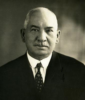 Photograph of James Smith Manning. Image from the North Carolina Museum of History.