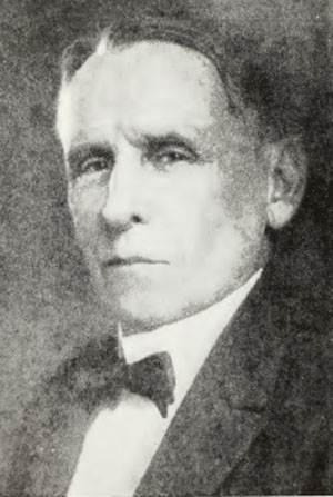 Photograph of Alexander Worth McAlister. From the <i>Biennial Report of the North Carolina State Board of Charities and Public Welfare July 1, 1936 to June 30, 1938</i>. From North Carolina Digital Collections.