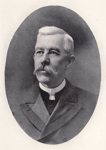 Portrait of Alexander Doak McClure.  From Samuel A. Ashe's <i>Biographical History of North Carolina</i>, Vol. 7, p. 288-289, published 1908.  Printed by Charles L. Van Noppen, Publisher, Greensboro, N.C.  From the collections of the Government & Heritage Library, State Library of North Carolina.