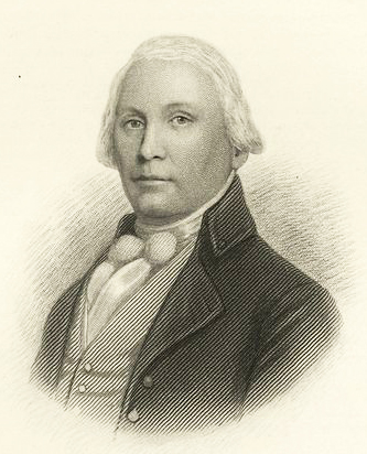 An engraving of Joseph McDowell by Samuel Hollyer. Image from the New York Public Library.