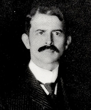 A photograph of Dr. Thomas S. McMullan. Image from the Internet Archive / N.C. Government & Heritage Library..