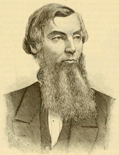Engraved portrait of Samuel Brown McPheeters.  In Alfred Nevin's <i>Encyclopedia of the Presbyterian Church in the United States</i>, p. 510, published 1884 by the Presbyterian Publishing Co., Philadelphia.  Presented on Archive.org.