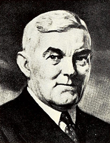 An image of James Edward Millis (1884-1961). Image from the Internet Archive / N.C. Government & Heritage Library.