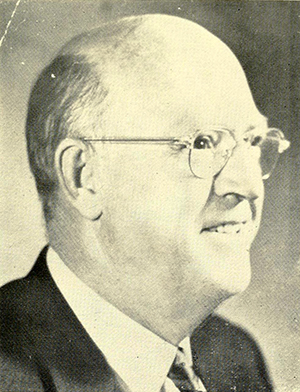 A photograph of Forrest Orion Mixon. Image from the Internet Archive.