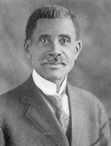 Photograph of Peter Reddick Moore.  Image used courtesy of the Elizabeth City State University Archives.