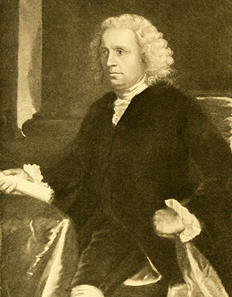 James Murray, after a portrait by Copley. Image from Archive.org.