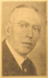 """Circa 1935: Dr. Charles Peterson (Photograph from the Raleigh News & Observer, May 1935)."" Special Collections at Wilson Library at the University of North Carolina at Chapel Hill."