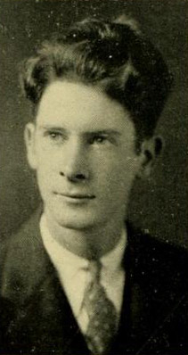 Image of John Robert Raper, from the Yackety Yack yearbook, [p.128], published 1933 by Chapel Hill, Publications Board of the University of North Carolina at Chapel Hill. Presented on Digital NC.