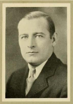Image of Paul Apperson Reid, from the Yackety Yack yearbook, [p.79], published 1929 by Chapel Hill, Publications Board of the University of North Carolina at Chapel Hill. Presented on Digital NC.