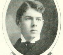 Image of Charles Phillips Russell, from Yackety Yack, [p.26], published 1904 by Chapel Hill, Publications Board of the University of North Carolina at Chapel Hill. Presented on Digital NC.