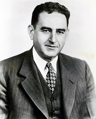 A photograph of William Kerr Scott, circa 1930-1949. Image from the North Carolina Museum of History.
