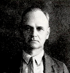 A photograph of Dr. Clarence Albert Shore, circa 1920-1926. Image from the Internet Archive / N.C. Government & Heritage Library.