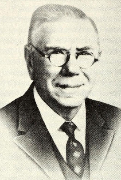 Image of Ambrose Jessup Tomlinson, from The Church of God: a social history (1990) by Mickey Crews, published 1990 by Knoxville: University of Tennessee Press. Presented on Internet Archive.