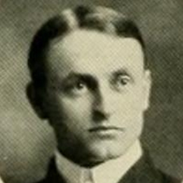 Class of 1903 senior portrait of Nathan Wilson Walker, from the University of North Carolina at Chapel Hill yearbook <i>The Yackety Yack</i>, published 1903. Presented on DigitalNC.