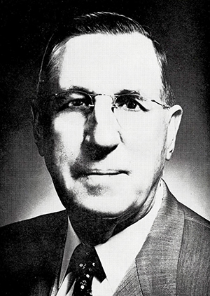 A photograph of Zeno Wall Sr. published in 1967. Image from the Internet Archive.