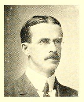 Photographic portrait of A. S. Wheeler, from Kemp P. Battle's <i>History of the University of North Carolina,</i> Vol. II, published 1912 by Edwards & Broughton Printing Company, Raleigh, NC. Presented on Archive.org.