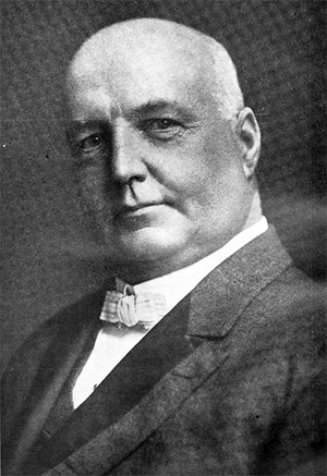 Photograph of Francis Donnell Winston, circa 1911. Image from Google Books.