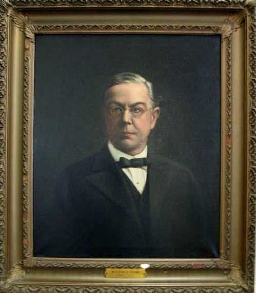"""Portrait, Accession #: H.1964.123.63."" 1922. North Carolina Museum of History."