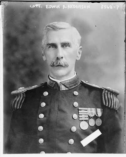 Capt. Edwin A. Anderson , call #: LC-B2- 3568-7, Library of Congress Prints and Photographs Division Washington, D.C.