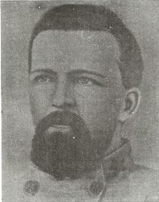 "Isaac Erwin Avery. Image courtesy of ""North Carolina at Gettysburg""."