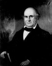 Badger, George Edmund, (1795 - 1866). From the Biographical Directory of the United States Congress.