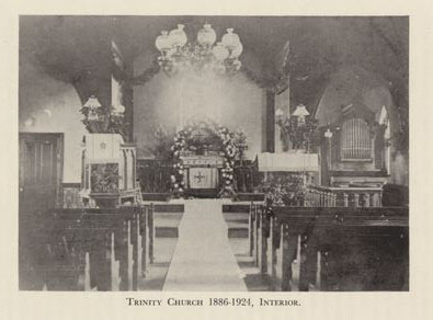 "Courtesy of ""The history of Trinity Parish, Scotland Neck, Edgecombe Parish"" via ECU Digital Collections."