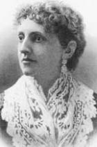 Lillie Devereux Blake, (1833-1913). Courtesy of the The Feminist Press, CUNY.