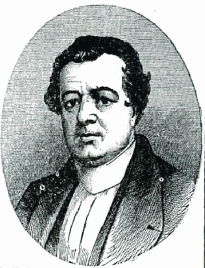 William Theophilus Brantly. Image from History of the Georgia Baptists, Volume 2.