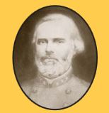 "John Luther Bridgers. From the ""Occupation of Tarboro: Potter's raid"" Civil War Trail marker courtesy of the North Carolina Digital Collections."
