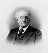 Bedford Brown. Image courtesy of Library of Congress via Biographical Directory of the United States Congress.
