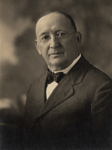 Collier Cobb. Image courtesy of UNC Libraries.