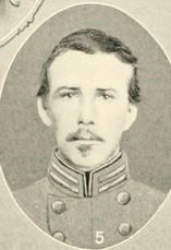 Charles M. Cooke. Image courtesy of Histories of the several regiments and battalions from North Carolina, in the great war 1861-'65.