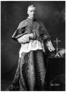 Cardinal James Gibbons. Courtesy of NC Office of Archives & History.