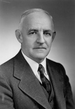 Frank Porter Graham. Image courtesy of the Biographical Directory of the U.S. Congress.