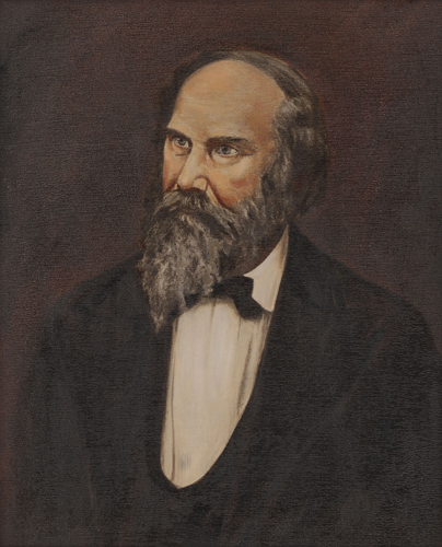 Henry Lee Graves. Image courtesy of Baylor University.