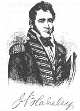 Captain Johnston Blakeley. Image courtesy of the NC Office of Archives & History.