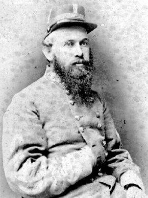 James Henry Lane. Image courtesy of the Encyclopedia of Alabama.