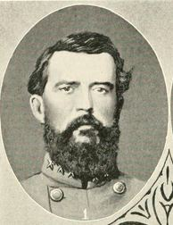 Kenneth McKenzie Murchison. Image courtesy of Histories of the several regiments and battalions from North Carolina, in the great war 1861-'65.