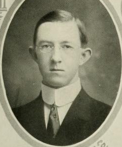 Image of Walter Frank Taylor, from University of North Carolina at Chapel hill's yearbook Yackety Yack, [p. 63], published 1911 by the University of North Carolina at Chapel Hill. Presented on digital nc.