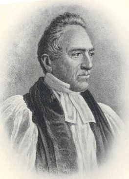 Portrait of Levi Ives, from The Bishops of the American Church, Past and Present, by William Perry Stevens, published 1897.
