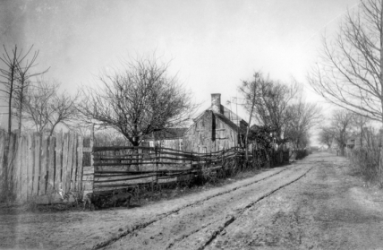 James City, ca. 1910. Photograph by Bayard Wootten. North Carolina Collection, University of North Carolina at Chapel Hill Library.